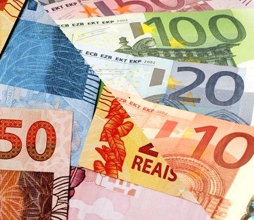 euros-reales